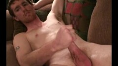 Frisky Gunner Raines Jerking Off Thumb