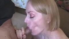 Grandma sucking cock Thumb