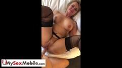 Naughty MILF secretary gets fucked at lunch break in hotel Thumb