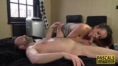 Hot Spanked and whipped sub Thumb