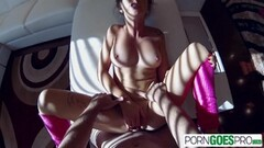 Hot Kimber Day is punished by a big dick Thumb