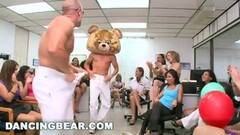 DANCINGBEAR - Birthday party strippers with Dancing Bear Thumb