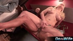 Hot wife gets analled in front of husband Thumb