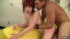 Emo Red head gets fucked hard Thumb