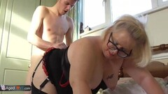 Blonde BBW loves to fuck Thumb
