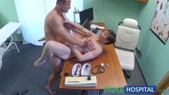 Busty patient fucked by doctor Thumb