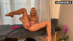DOEGIRLS - Perfect Solo Session With Claudia Macc Thumb